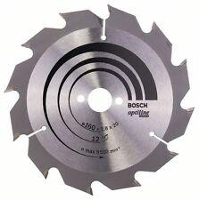 BOSCH Optiline per legno lama della sega 160x20x12 2608641170