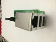 *SAME DAY SHIPPING*SuperMicro Front RJ45 & USB 2.0 2 PORTS SC812 Chassis Series