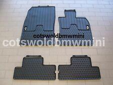 Genuine BMW R56 MINI  Tailored Rubber Car Mats