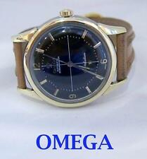 14k/Steel OMEGA CONSTELLATION CHRONOMETER Automatic Watch c1961 Cal 551 SERVICED