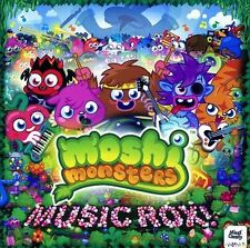 Music Rox by MOSHI MONSTERS