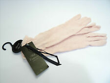 1/2 PRICE LADIES STOCKING FILLERS - NEW WTH CASHMERE & ANGORA - SOFT PINK GLOVES