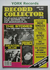 RECORD COLLECTOR MAGAZINE - Issue 130 - June 1990 - Stones / Prince / Byrds