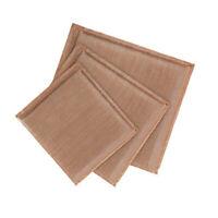 3pcs Heat Press Pillow Premium Reusable Heat Resistant Teflon Transfer Pillow