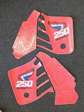 CR250 1987 RH Rad & Tank Decals Graphics Stickers CR 250 (MXM)