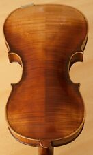 "Very old labelled Vintage violin ""Carlo Ferdinando Landolfi"" fiddle Geige 1333"