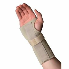 Thermoskin Large Wrist / Hand Carpal Tunnel Brace Thermal Support Left hand