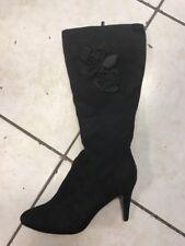 Velvet Heart Women's Boots- Black 8.5m