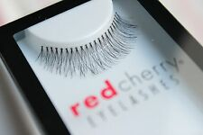 Red Cherry PRIMROSE #747 S Short falsche unechte Wimpern schwarz strip lash