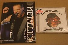 Metallica - Hardwired... To Self Destruct PL 2CD POLISH RELEASE + Biography DVD