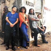 Kassav' CD Single Tombé Léta - France (EX/EX)