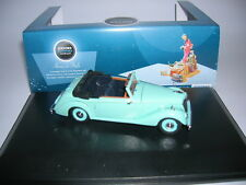 Oxford Armstrong Siddeley Hurricane Open Blue Turquoise Cabriolet 1:43 Art