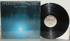 Andreas Vollenweider Down To The Moon LP 1986 CBS FM Records New Age Vinyl