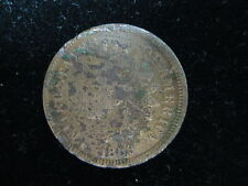 1866 US SMALL CENT INDIAN HEAD ONE CENT COIN