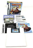 Donkey Kong Country 3 ( Nintendo GameBoy Advance ) GBA • Complete in Box • CIB •
