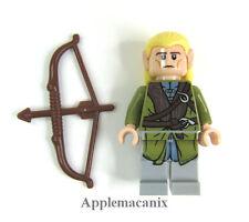NEW Lego Lord of the Rings 79008 Pirate Ambush Elf Legolas Minifigure Elven Bow