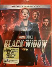 Marvel Studios Black Widow(Blu-Ray Only)No Digital Code No/Slipcover