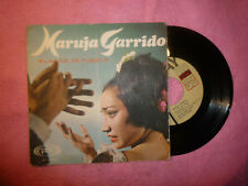 MARUJA GARRIDO Extraños En La Noche /3+1966 EP GATEFOLD Spain Press(VG++/VG++) R