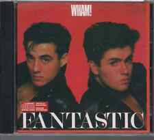 GEORGE MICHAEL Wham FANTASTIC Love machine CLUB TROPICANA young guns COME ON rap