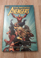 The Mighty Avengers The Ultron Initiative Hardcover Bendis Cho Marvel Premiere