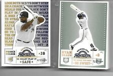 Lot of 2 Milwaukee Brewers Police Sets- 2011 and 2012