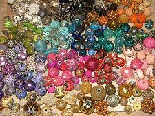 NEW RANDOM PICK 25/pc Jesse James & BOHO/ Elite beads lot loose Beads