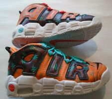 New Nike Air More Uptempo (GS) Big Kids Sz 7 Shoes What the 90's Pack AT3408-800