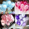 20/60Pcs Colorful Pearl Latex Balloon Wedding Party Ballons DIY Decor 10Inch