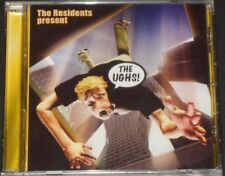 THE RESIDENTS the ughs! USA CD 2009 new sealed PRIMITIVE FREE JAZZ snakefinger
