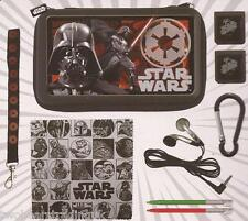 Star Wars Darth Vader 3-d Gamer 9 En 1 protección Juego Para Nintendo (new/boxed)