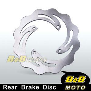 Brake Disc Rotor 1pc Rear For DUCATI MONSTER 1100 EVO 11-12