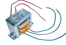 VCT 110v/115v/120v 60Hz 36V, 1A Center Tapped (18-0-18) Transformer
