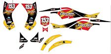 Can Am  Graphic Kit  DS-450  ATV Quad Graphic Kit