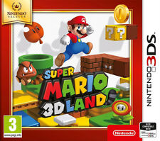 Super Mario 3D Land - Nintendo Selects (3DS) NEW AND SEALED - QUICK DISPATCH