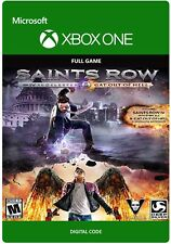 Saints Row IV: Re-Elected & Gat out of Hell (Xbox One) - Digital Code (UK)