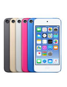Apple iPod Touch 6th Generation - 16Gb 32Gb 64Gb 128Gb - All Colours - Warranty