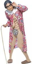 Gravity Granny Costume Fancy Dress Medium 12 - 14 Unisex