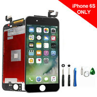 Model A1633 A1688 Screen +LCD Digitizer Assembly Replacement for iPhone 6s Black