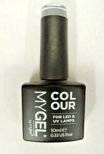 Mylee MYGEL UV LED Soak-Off Gel Nail Polish Colour Manicure 10ml Rainy Day