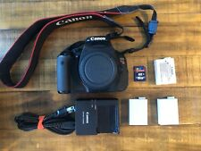 Canon EOS Rebel T3i / EOS 600D 18.0MP DSLR Camera - (Body Only)