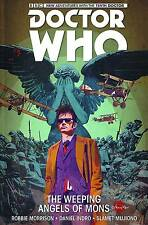 DOCTOR WHO: TENTH DOCTOR VOL #2 WEEPING ANGELS OF MONS HARDCOVER Comics #6-10 HC