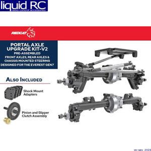 Redcat Racing 13366 Portal Axle Kit Assembled V2
