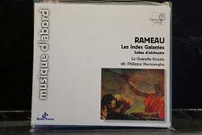 Rameau-Les cependant GALANTES/Le Chapelle royale/HERREWEGHE