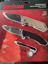 Kershaw Pocket Knives Bogo Pack 2 Knives & 3 Tools