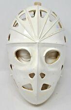 Mylec Vintage Street Hockey Pro Goalie Face Mask Helmet Adjustable Lightweight
