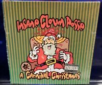Insane Clown Posse - A Carnival Christmas CD Xmas EP psychopathic records ICP