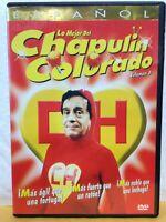 Lo Mejor del Chapulin Colorado - Vol. 3 (DVD, 2004, No English Subtitles)