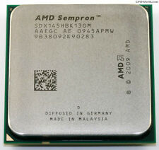 Amd Sempron X145 socket AM2+ y AM3