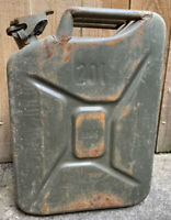 Austrian Military 20L Jerry Can