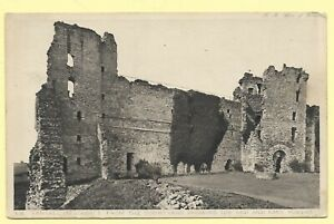Vintage Printed Postcard,  TANTALLON CASTLE FROM THE COURTYARD.  303B